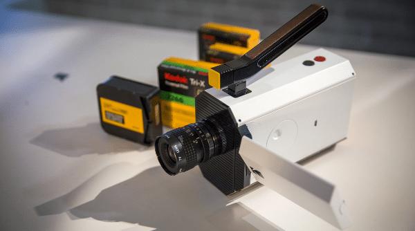 Kodak Super 8 Camera and Film