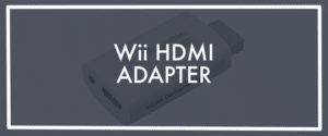 Wii HDMI Adapter Banner