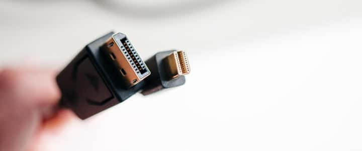 Displayport and Mini Displayport