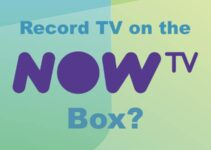 Can You Record on the Now TV Smart Box?
