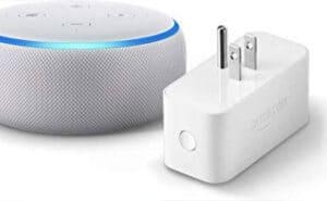 Alexa Echo Dot and Smart Plug