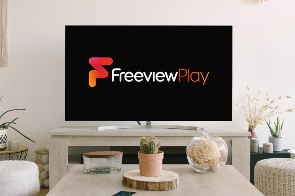 How to get Freeview on the tv without an aerial