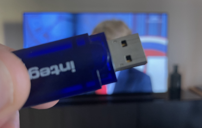 LG USB