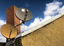 Does sky still use satellite dishes?