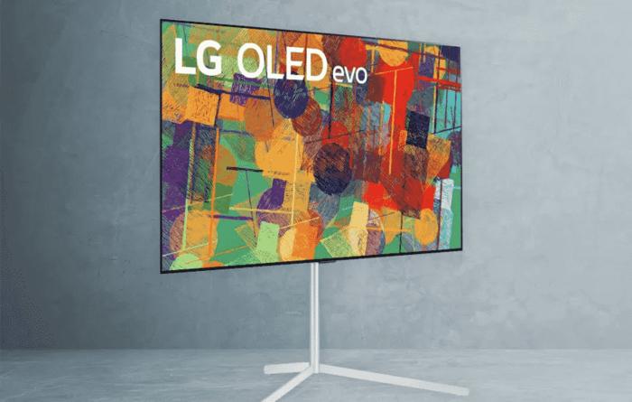 LG G1 Gallery OLED TV
