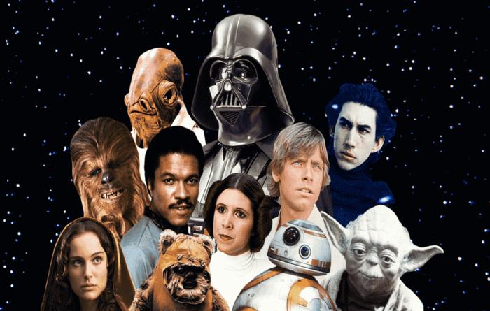Watch Star Wars in Order