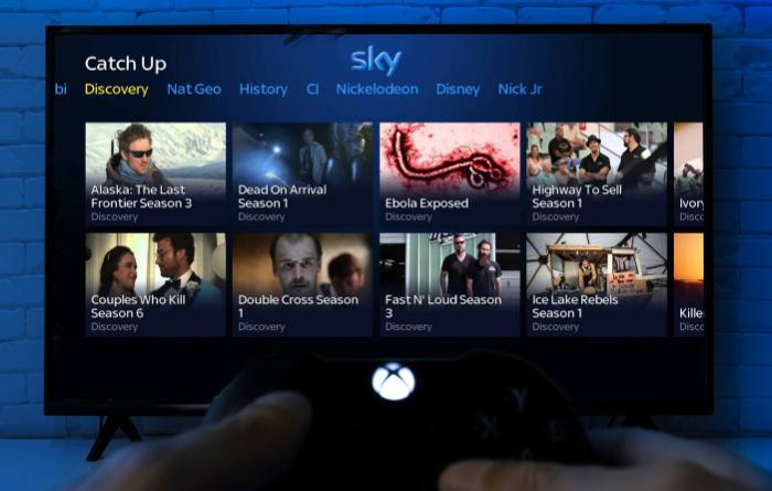 Sky Go On XBOX