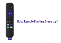 How to fix blinking Green Light on Roku Remote