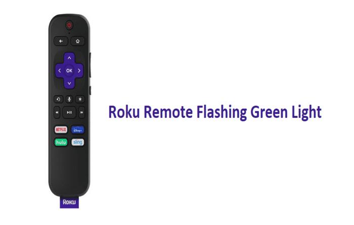 Fix Blinking Green Light On Roku