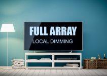 Local Dimming vs Full Array