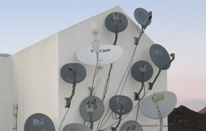 Ways to Connect a Satellite Dish