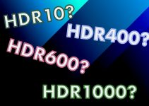 HDR 10 vs HDR600 vs HDR1000